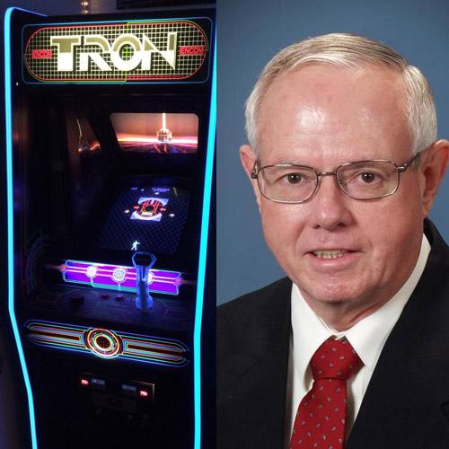 Tron Designer Bill Adams