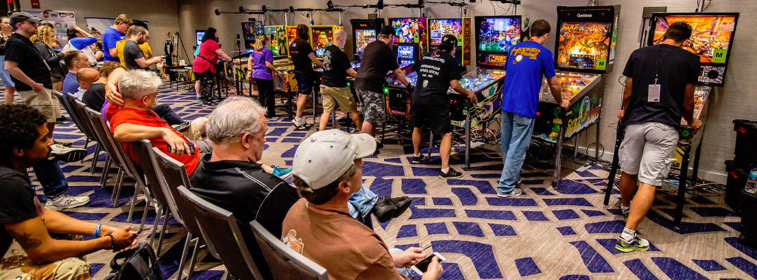 SFGE Pinball Tournament