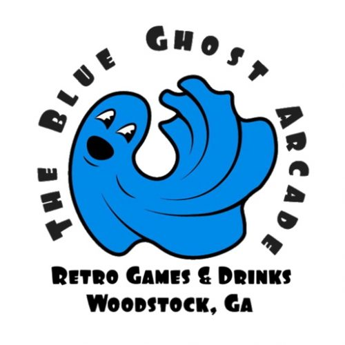 The Blue Ghost Arcade