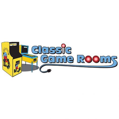 Classic Game Rooms Logo