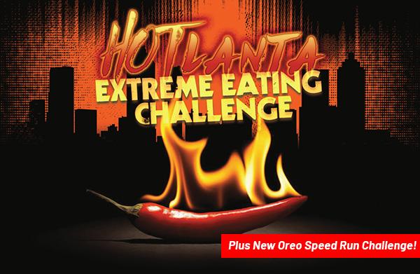 Hotlanta Extreme Eating Challenge