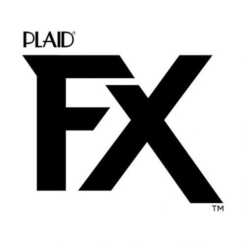 PlaidFX paint logo