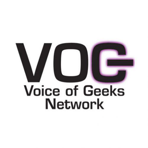 VOG (Voice of Geeks) Network logo